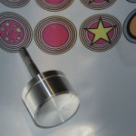 button designs on id plate lables