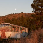 Christopher McCandless' magic bus? not really…