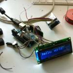 Diskwiz rebuild with arduino