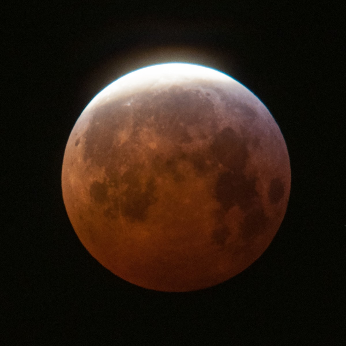 There's a red moon on the rise…